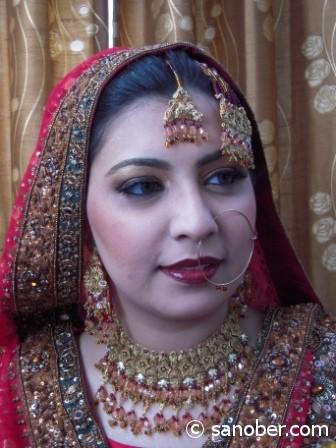Bridal Makeup Sanober Azam
