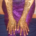 Bridal Mehedi 14
