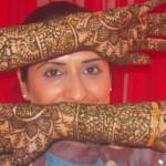 Bridal Mehedi 2