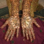 Bridal Mehedi 26