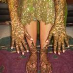 Bridal Mehedi 28