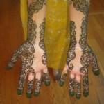 Bridal Mehedi 63