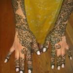Bridal Mehedi 64