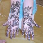 Bridal Mehendi 75