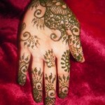 Simple Mehendi 13