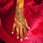 Simple Mehendi 15