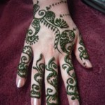 Simple Mehendi 20