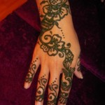 Simple Mehendi 21