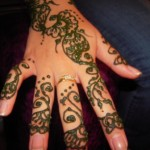 Simple Mehendi 27