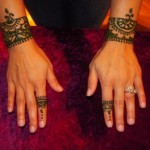 Simple Mehendi 31