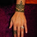 Simple Mehendi 33