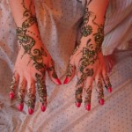 Simple Mehendi 34