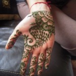 Simple Mehendi 36