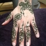 Simple Mehendi 37