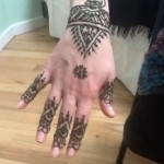 Simple Mehendi 38