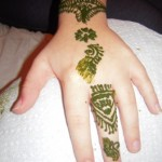 Simple Mehendi 4